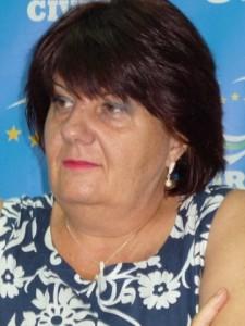 Edmeia Goia vicepresedinte Forta Civica