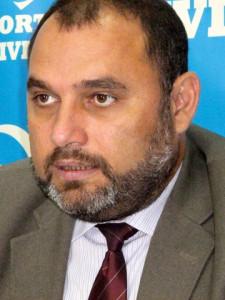 Andrei Vacaru, presedintele Forta Civica Timis