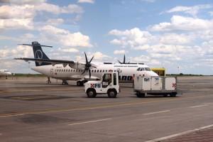 Pista aeroport Timisoara