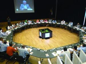 Plen Consiliul Judetean