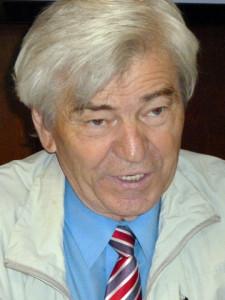 Valeriu Tabara, fostul ministru al Agriculturii