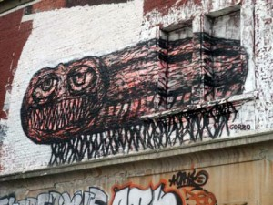 omida graffiti