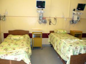 paturi cu saltele pneumatice