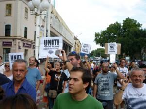 protest Rosia Montana 4
