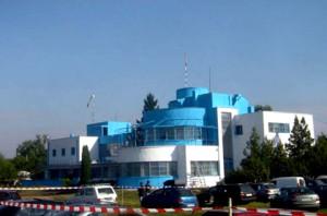 turnul de control aeroportul Cioca