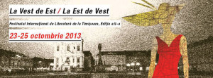 Afis Festival International de Literatura Timisoara