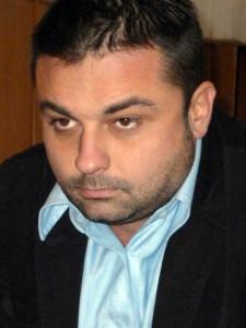 Liviu Popescu, presedintele Organizatiei de Tineret a PNTCD Timis