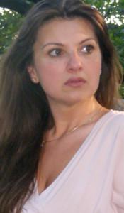 Melania CIncea iulie 2011