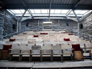 Sala cinematograf dezafectata