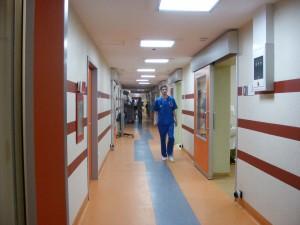 Hol ATI Spital Judetean Timisoara
