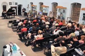 Expozitie si concert - Manifest pentru Romania