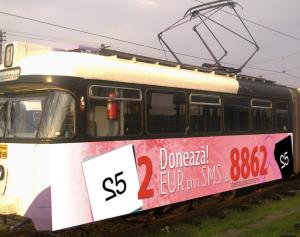Tramvaiul Help25