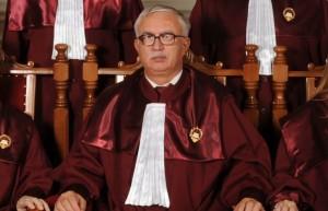 Mihai Voicu, ironie fin? la pre?edintele CCR, Augustin Zegrean
