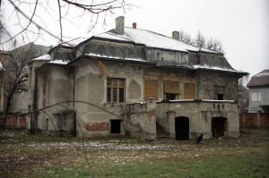 Casa Muhle iarna