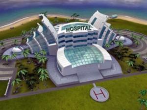 Macheta spital Giroc