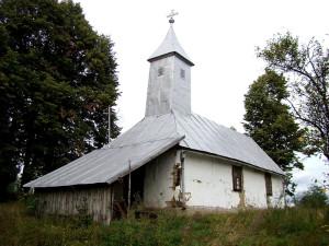 biserica lemn cosevita