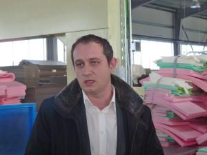 Manager Rus-Savitar - Cristian Rusu