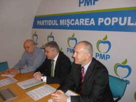 PMP Timis Eugen Stanescu radu Lambrino si Cristian Muntean