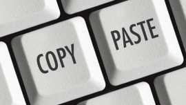 Copy-paste