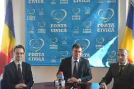Dan Lazea, Mihai Razvan Ungureanu si Ovidiu Secosan 2
