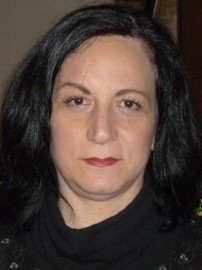 Delia Borza - director adjunct penitenciar portret