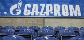 Gazprom sigla
