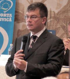 Mihai Razvan Ungureanu bust inalt