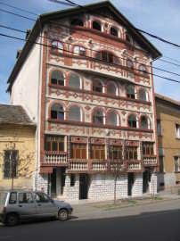 Palat tiganesc strada Musorgski