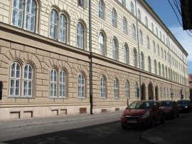 Palatul Dicasterial Timisoara