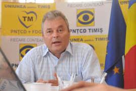 Valentin Moldovan, presedinte interimar PNTCD Timis (7)