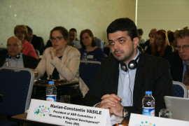 Marian Constantin Vasile la ARE