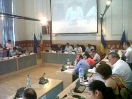 Plen Consiliu Local Timisoara