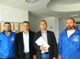 Andrei Vacaru, Mircea Gurbina, Ovidiu Secosan si Liviu Stefanescu