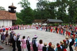 Festivalul etniilor Timisoara 2013