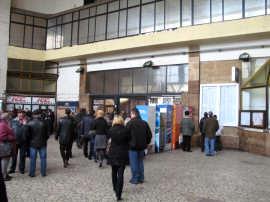 Gara de Nord Timisoara Sala case de bilete