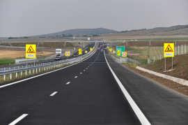 Indicatoare autostrada