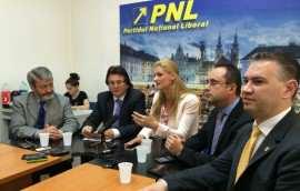 Ramona Manescu la PNL Timis