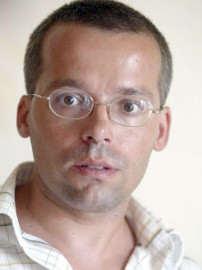 Serban Negru portret