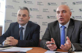 Valentin Moldovan si Ciprian Mihok