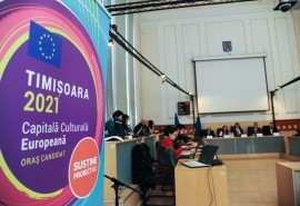 conferinta Timisoara capitala culturala europeana