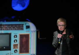 Ada Hausvater la finalul FEST FDR 2014