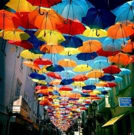 Cupola de umbrele