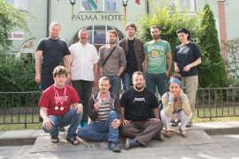 Echipa Teatrul Maghiar Timisoara
