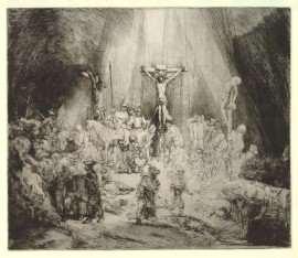 Gravura Rembrandt