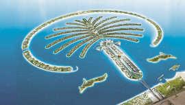 Insula Palmier Dubai