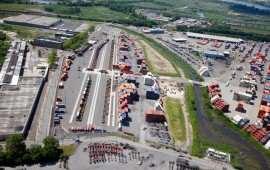 Terminal-intermodal