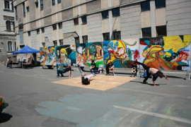 HIV Street Art Timisoara