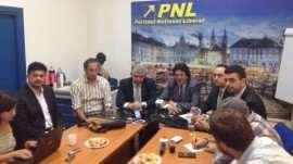 Lideri PMP si PNL Timis