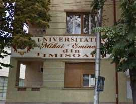 Universitate Mihai Eminescu Timisoara