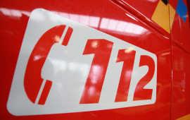 BELGIUM SINGLE NUMBER EMERGENCY CALL 112